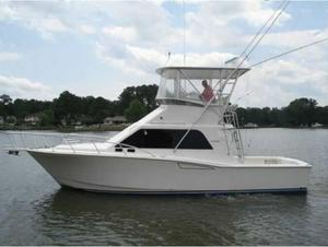 Used Cabo 35 Flybridge Sportfisher35 Flybridge Sportfisher Saltwater Fishing Boat For Sale