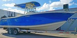 Used Sea Pro 27 Center Console Fishing Boat For Sale