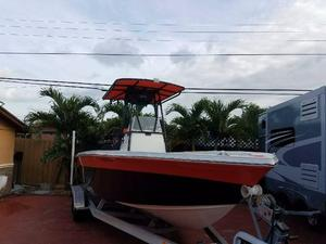 Used Angler Grande Bay 22 Center Console Fishing Boat For Sale