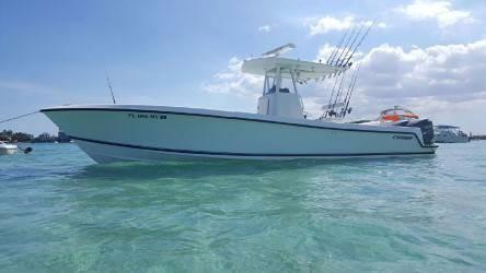 Used Contender 31 Center Console Center Console Fishing Boat For Sale