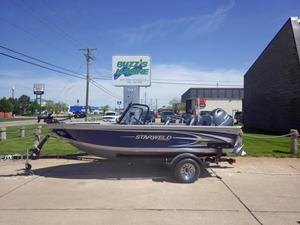 New Starweld 1700 Sport Aluminum Fishing Boat For Sale