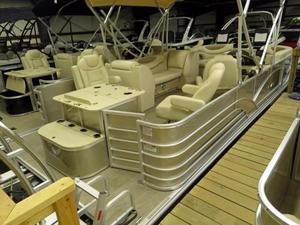 New Sylvan Pontoon Boat For Sale