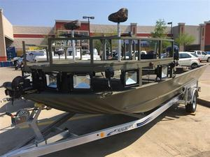 New White River 2072 MVX Sportsman2072 MVX Sportsman Freshwater Fishing Boat For Sale