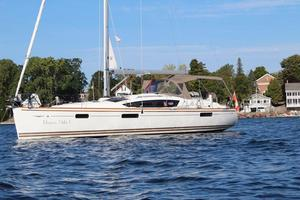 Used Jeanneau 42 DS Cruiser Sailboat For Sale