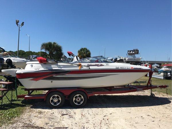 Used Splendor 200 SILVERCAT Bowrider Boat For Sale