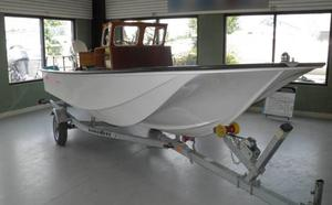 New Metan Manhasset 17 Center Console Fishing Boat For Sale
