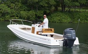 New Metan Pelham Bay 21 SE Bay Boat For Sale