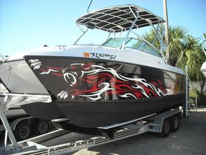 Used Glacier Bay 2240sx Renegade Power Catamaran Boat For Sale