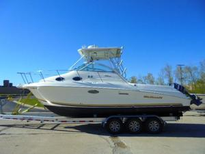Used Wellcraft 270 Coastal Walkaround Fishing Boat For Sale