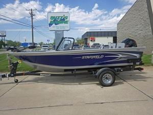New Starweld 1900 Sport Aluminum Fishing Boat For Sale
