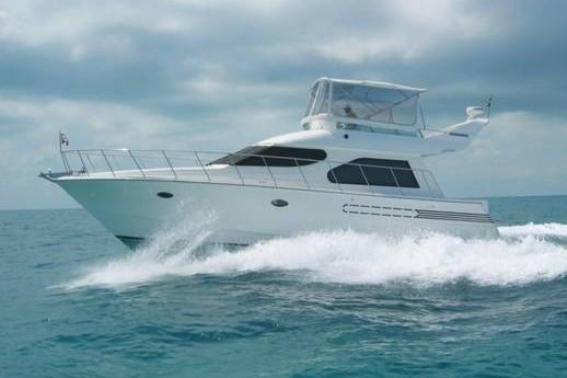 Used Hi-Star 44 Sedan Motor Yacht For Sale