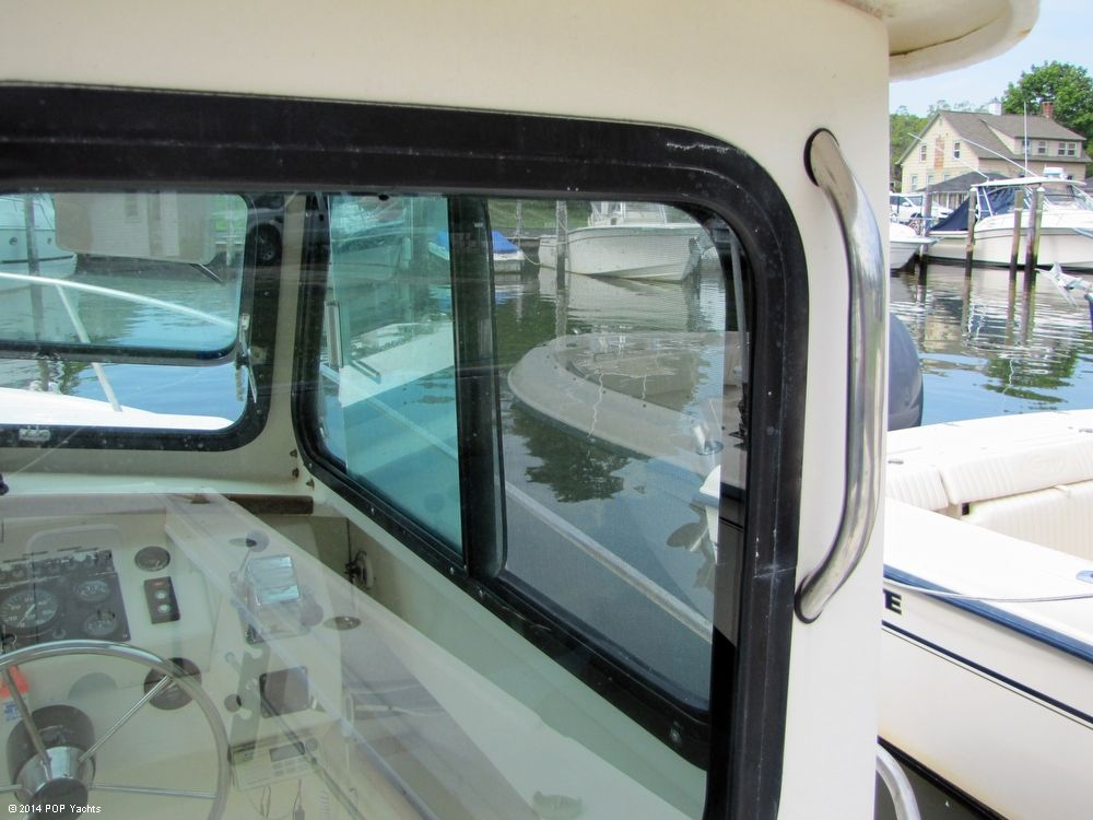 1994 used steiger craft 25 chesapeake pilothouse boat for for 31 steiger craft for sale
