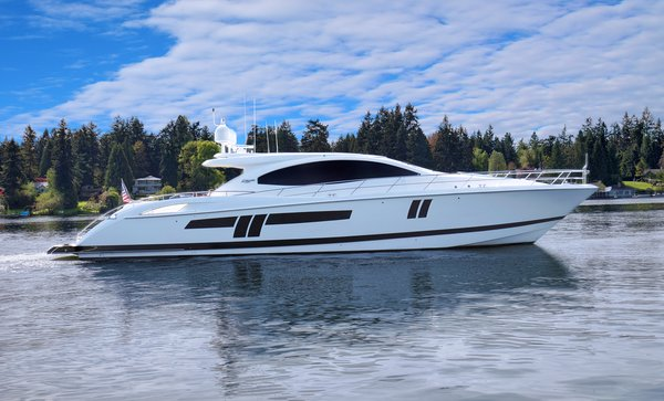 Used Lazzara Lsx Motor Yacht For Sale