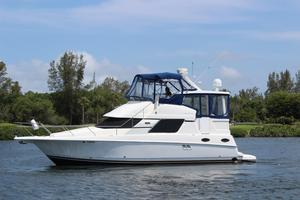 Used Silverton 392 Motor Yacht Aft Cabin Boat For Sale
