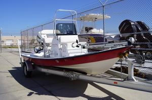 Used Shallow Stalker Shallow Stalker V-20 Center Console Fishing Boat For Sale