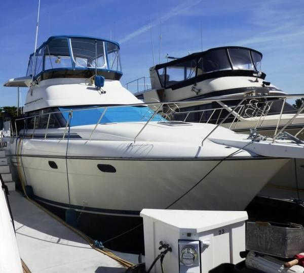 Used Silverton 41 Aft Cabin Boat For Sale