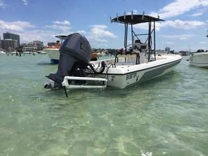 Used Skeeter ZX 24 Bay Saltwater Fishing Boat For Sale