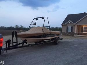Used Correct Craft Air Nautique Ski and Wakeboard Boat For Sale