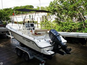 Used Key West 186 Sportsman Center Console Center Console Fishing Boat For Sale