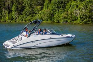 New Yamaha 212 LTD S Bowrider Boat For Sale