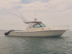 Used Pursuit 3370 Offshore Cruiser Boat For Sale