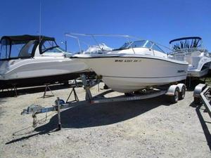 Used Trophy 2002 Saltwater Fishing Boat For Sale