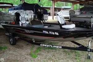 Used Crestliner 17 TC Bass Boat For Sale
