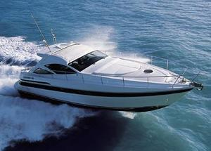Used Pershing 43 Motor Yacht For Sale