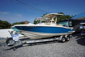 Used Scout Boats 24 CC Center Console Fishing Boat For Sale