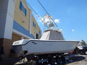 Used Sea Vee 390i IPS Center Console Fishing Boat For Sale