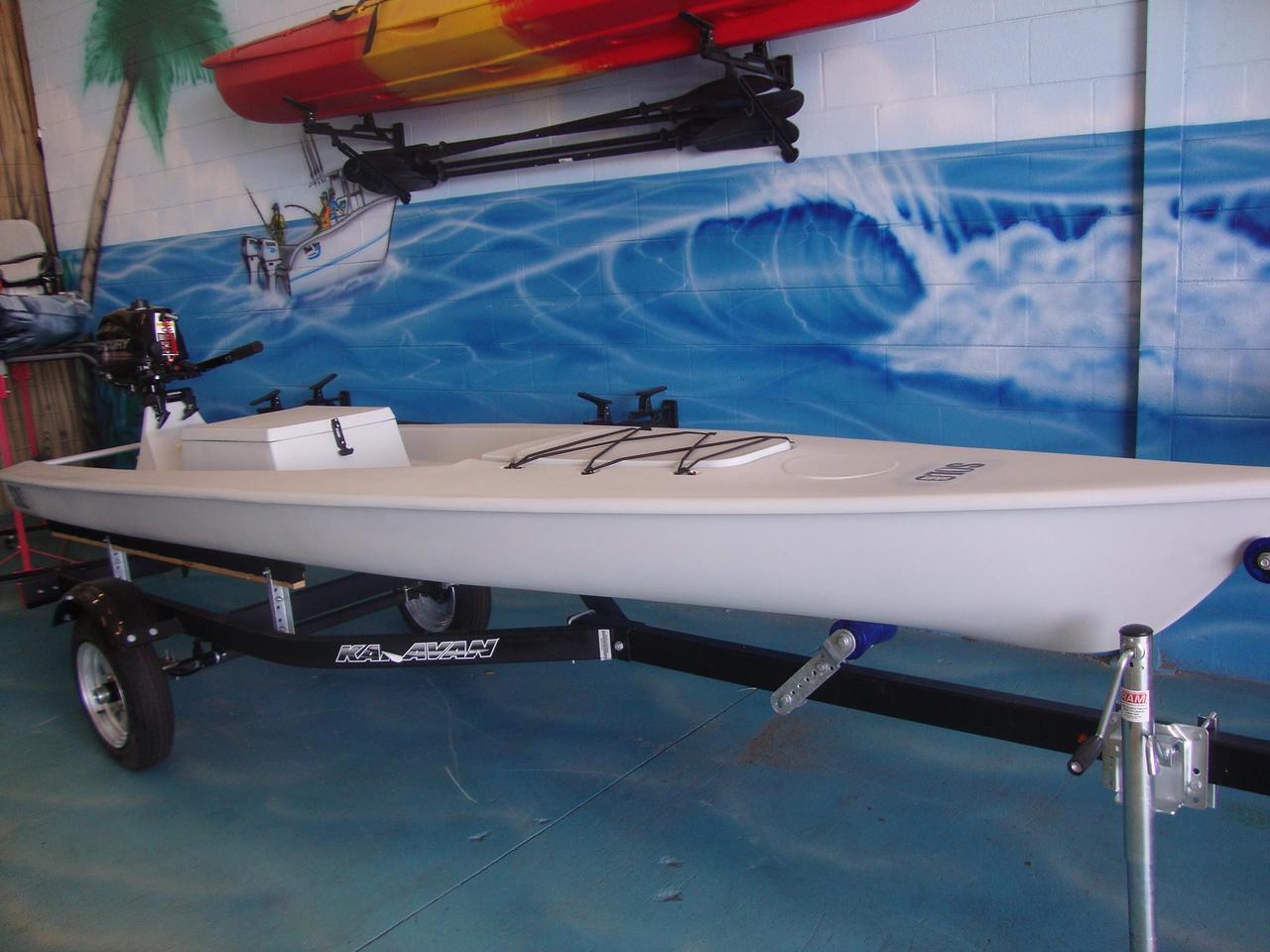 2017 New Solo Skiff Boat For Sale - $1,975 - New Smyrna