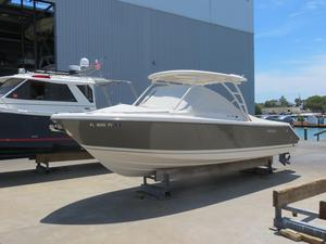 Used Pursuit 265 Dual Console Bowrider Boat For Sale