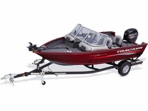 New Tracker Boats PRO GUIDE V-175 COMBO Aluminum Fishing Boat For Sale