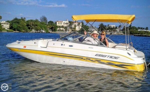 Used Ebbtide Funcruiser 2100 Deck Boat For Sale