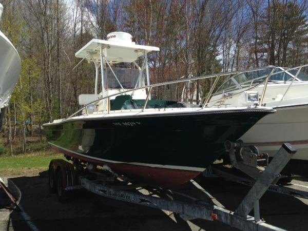 Used Hydrasports 22' CC Center Console Fishing Boat For Sale