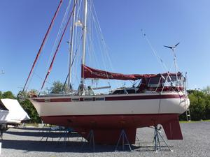 Used Corbin 39 Pilothouse Sailboat For Sale