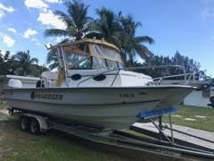 Used Twin Vee 26 Cuddy Cabin Boat For Sale