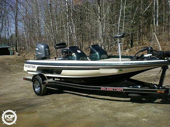 Used Skeeter SX 190 Bass Boat For Sale