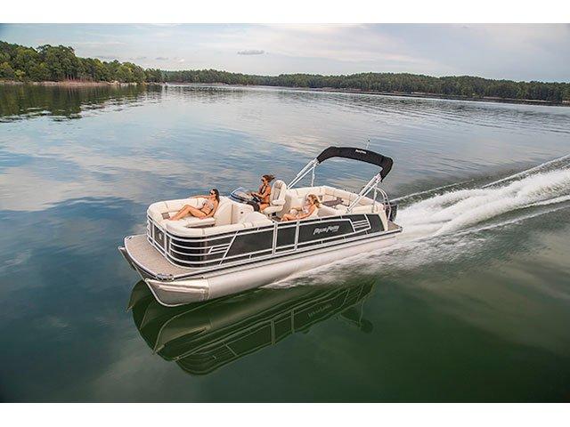 ... New Aqua Patio AP 255 UL Pontoon Boat For Sale ...