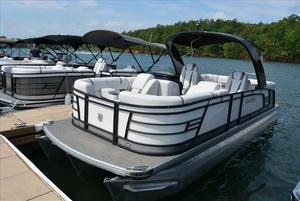 New Aqua Patio AP 255 UL Pontoon Boat For Sale