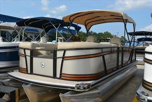 New Sanpan SP 2200 UL Pontoon Boat For Sale