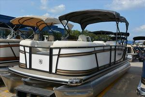 New Sanpan SP 2200 SR Pontoon Boat For Sale