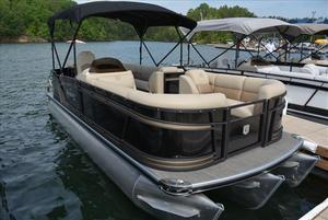 New Sanpan SP 2200 C Pontoon Boat For Sale