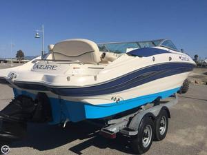 Used Azure AZ240 Deck Boat For Sale
