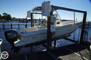Used Scout Sportfish 235 Center Console Fishing Boat For Sale