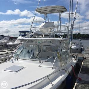 Used Luhrs 28 Open Walkaround Fishing Boat For Sale