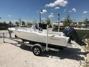 Used Tidewater 180 CC Center Console Fishing Boat For Sale