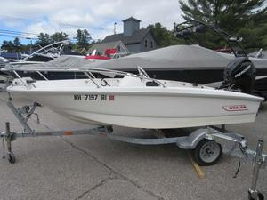 Used Boston Whaler 13 SS Freshwater Fishing Boat For Sale