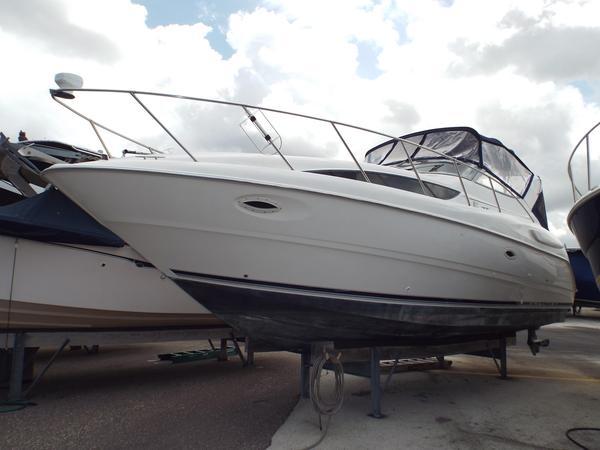 Used Bayliner 3055 Ciera Sunbridge Cruiser Boat For Sale