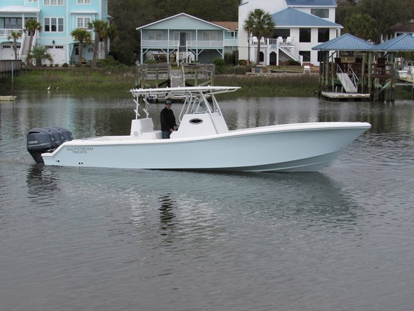 Used Gulfstream Yachts 34 CC Center Console Fishing Boat For Sale